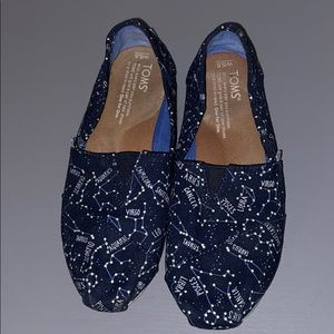 Toms glow in the dark constellations classics
